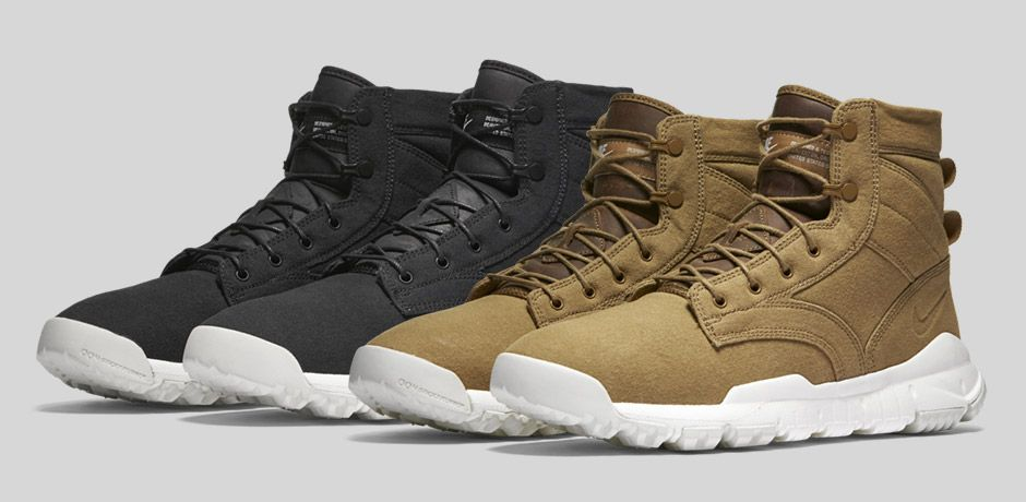 Nike SFB Field Canvas Boot