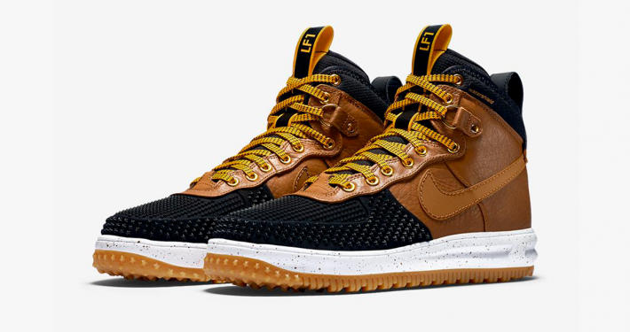 Nike Lunar Force 1 Duckboot Tan