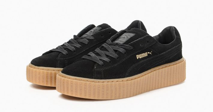 Rihanna x Puma Creeper Black Gum