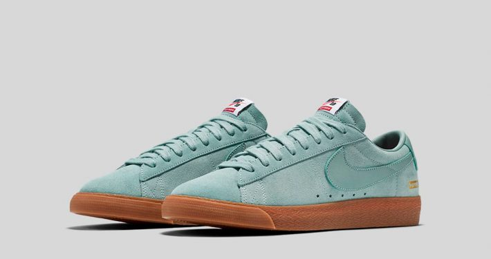 Supreme x Nike SB Blazer Low GT Cannon