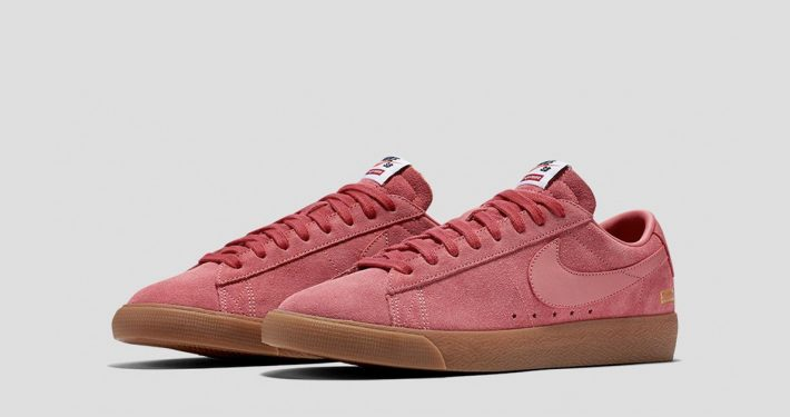 Supreme X Nike SB Blazer Low GT Desert Bloom