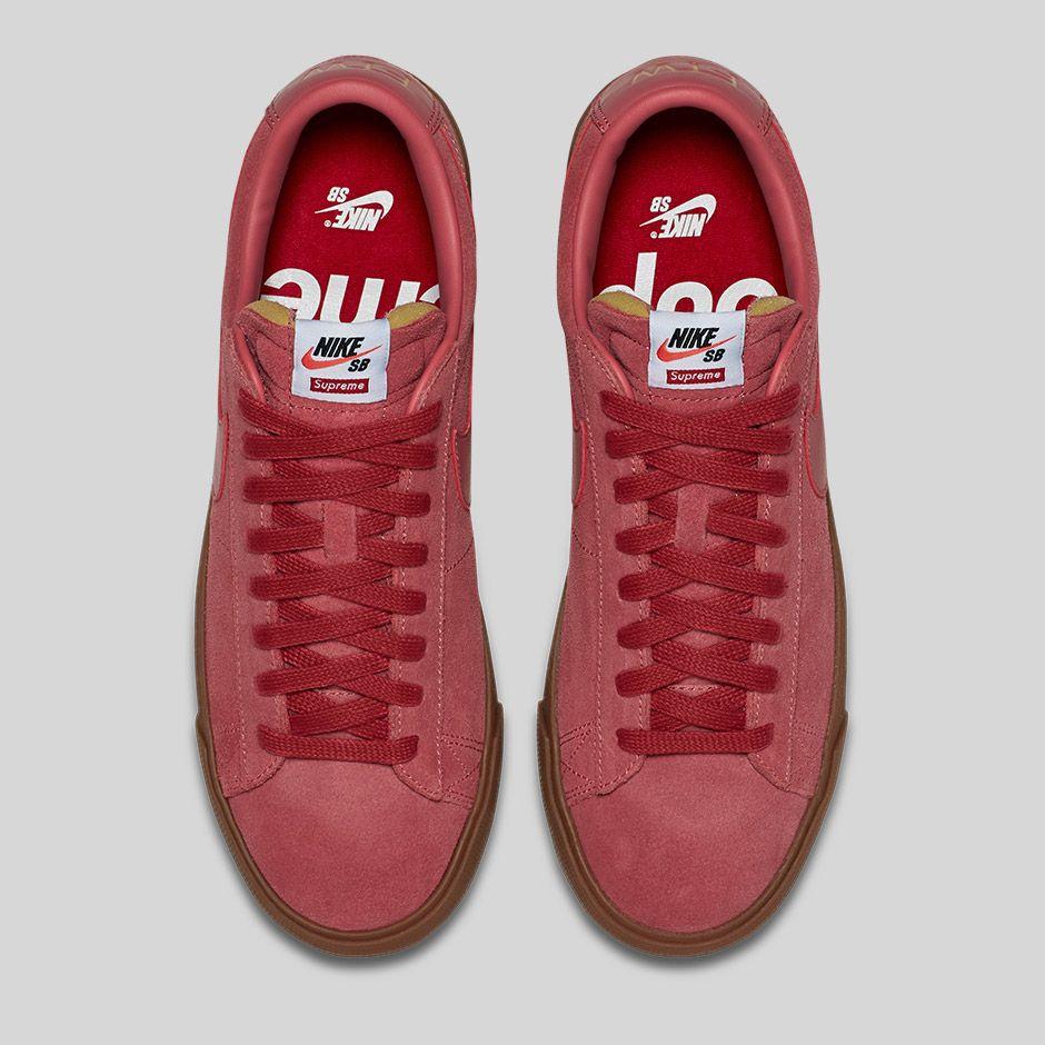 Supreme X Nike SB Blazer Low GT Desert Bloom