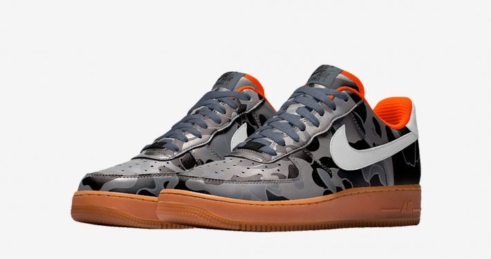 Nike Air Force 1 Low Tonal Duck Camo