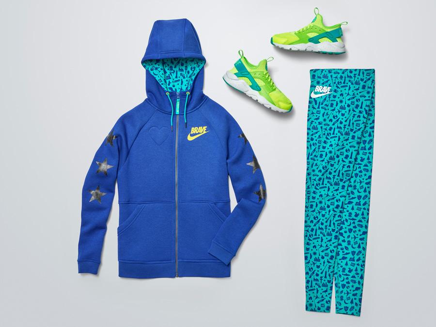 Nike Air Huarache Ultra Doernbecher
