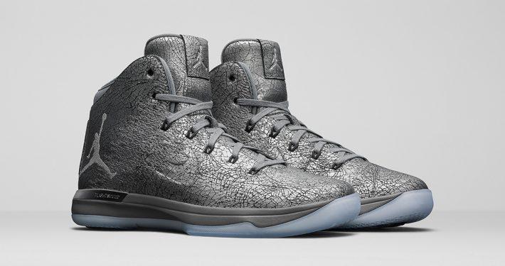 Nike Air Jordan 31 Battle Grey