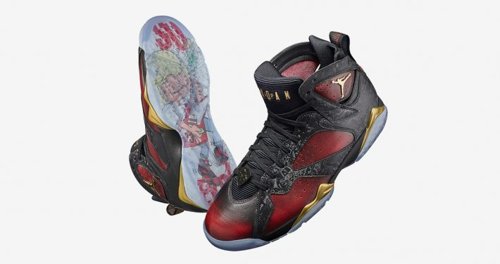 Nike Air Jordan 7 Retro Doernbecher