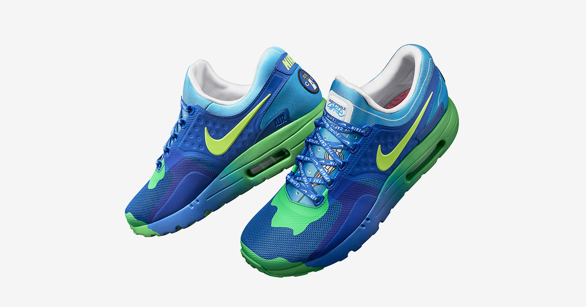 Nike Air Max Zero Doernbecher