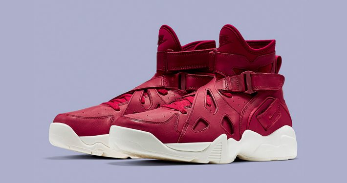 Nike Air Unlimited Noble Red