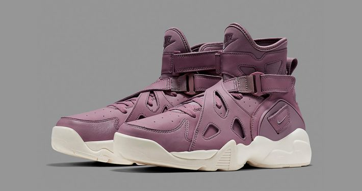 Nike Air Unlimited Purple Smoke