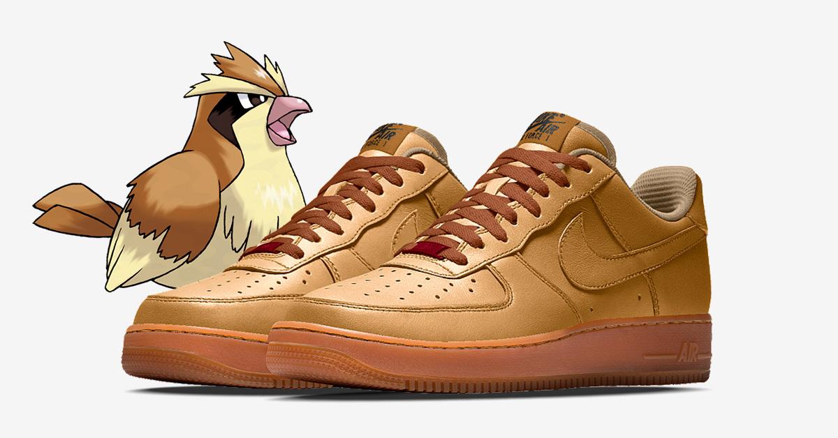 Weedle x Nike LeBron 13