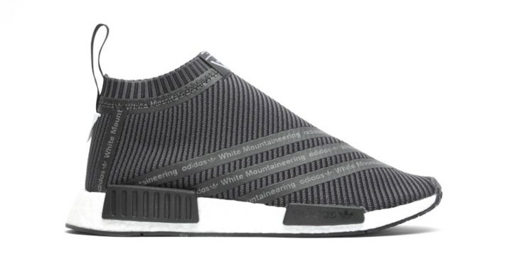 White Mountaineering X Adidas NMD CS1