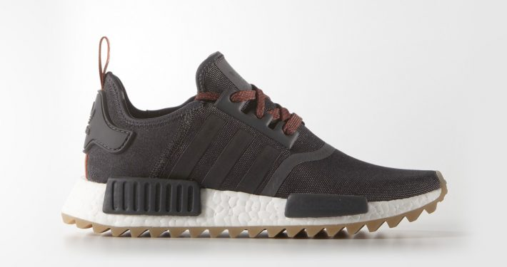 Womens Adidas NMD R1 Trail Utility Black