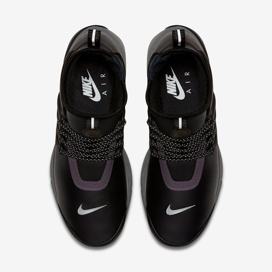 Womens Nike Air Presto Mid Utility Black