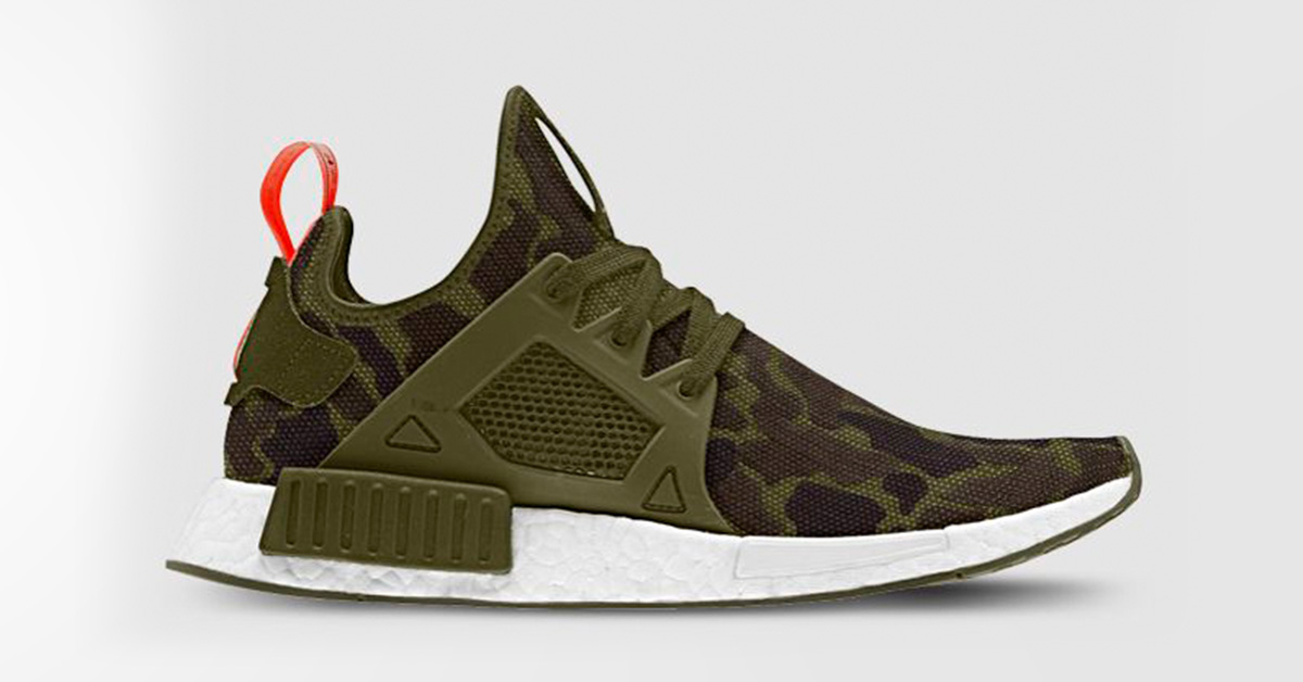 new style 9a625 e5ace Adidas NMD XR1 Duck Camo - Next Level Kickz