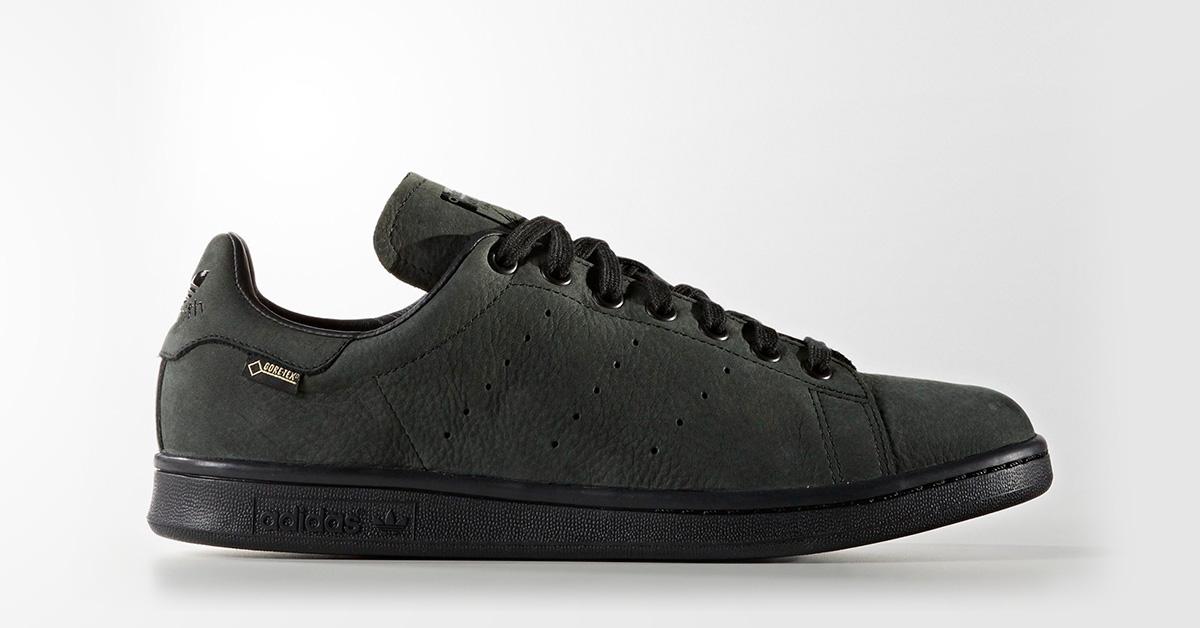 Adidas Stan Smith GTX Core Black