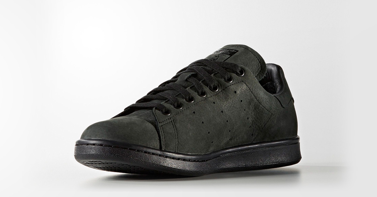 buy popular 74c1f 031ed Adidas Stan Smith GTX Core Black - Next Level Kickz