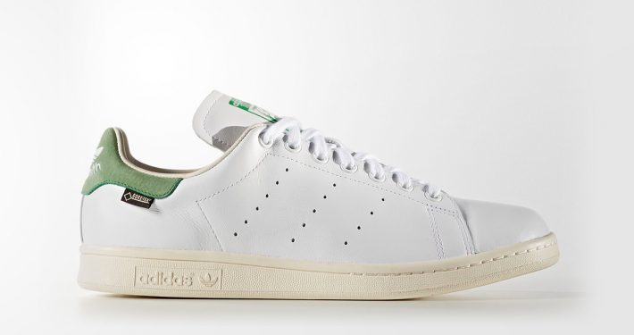 Adidas Stan Smith GTX White Green