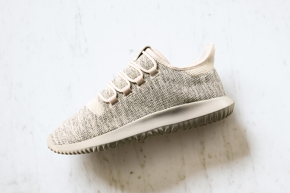 Adidas Tubular Shadow Knit Clear Brown