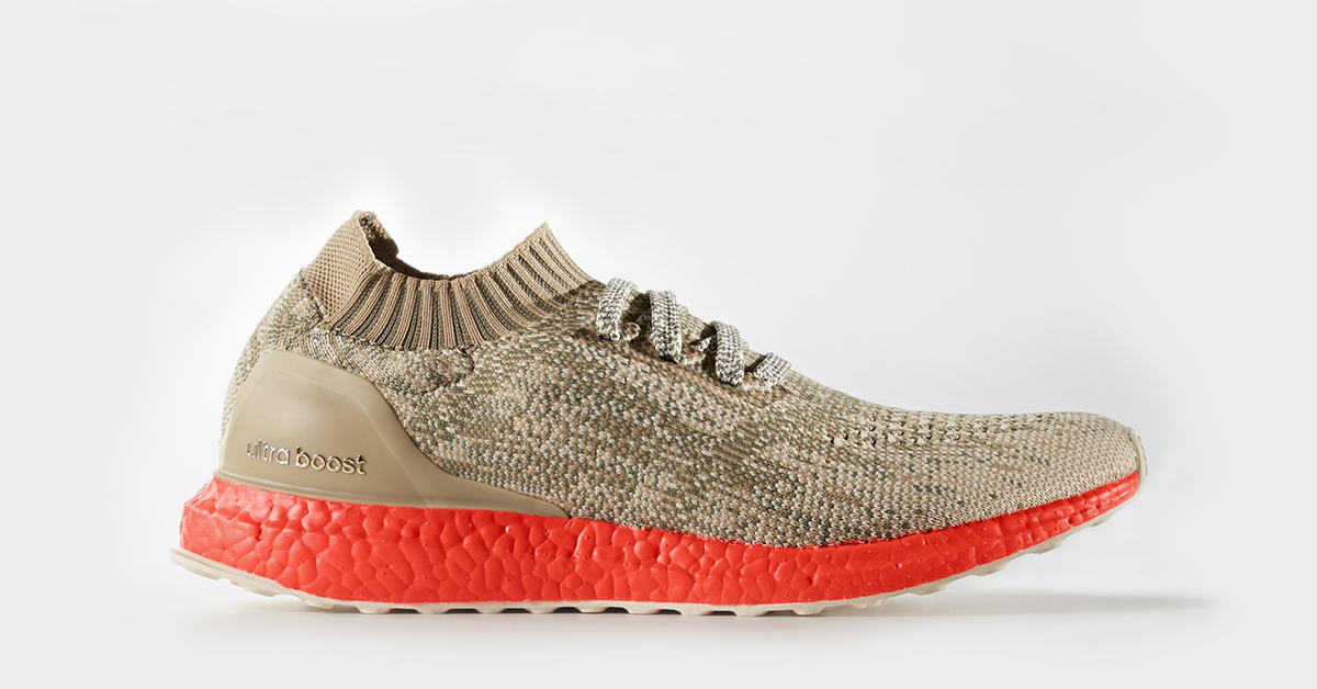 Adidas Ultra Boost Uncaged Linen Khaki