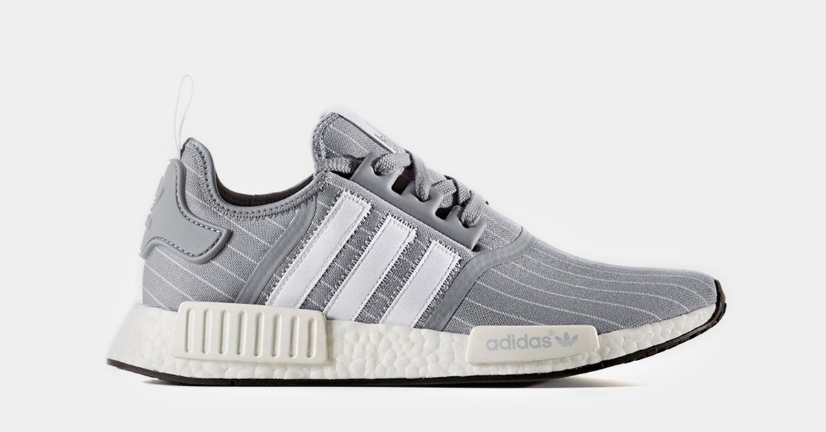 Bedwin x Adidas NMD R1 Grey