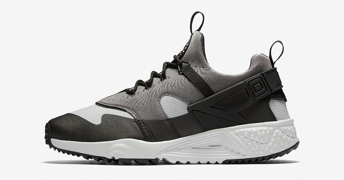 Nike Air Huarache Utility Base Grey