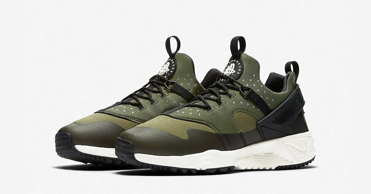 Nike Air Huarache Utility Trooper