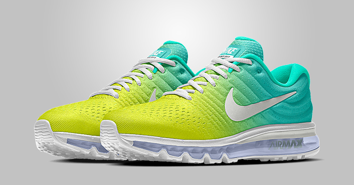 Nike Air Max 2018 Hyper Turquoise