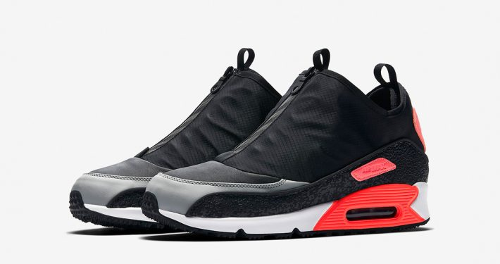 Nike Air Max 90 Utility Black Bright Crimson