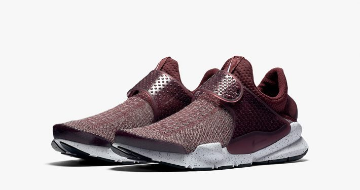 Nike Sock Dart SE Night Maroon