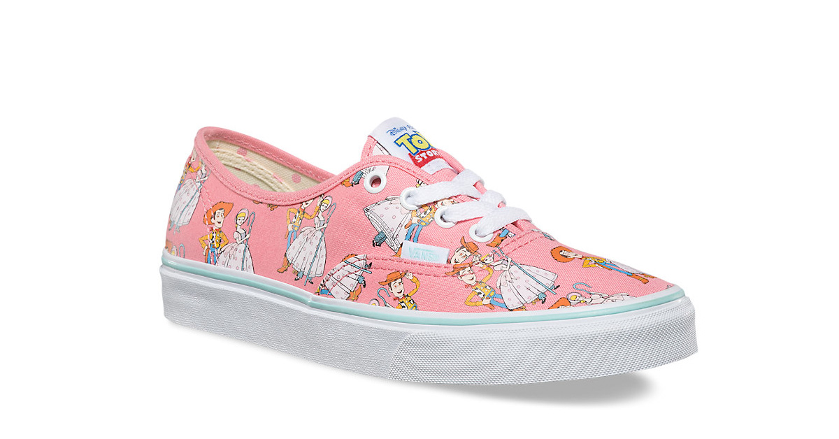 Toy Story x Vans Authentic Woody Bo Peep
