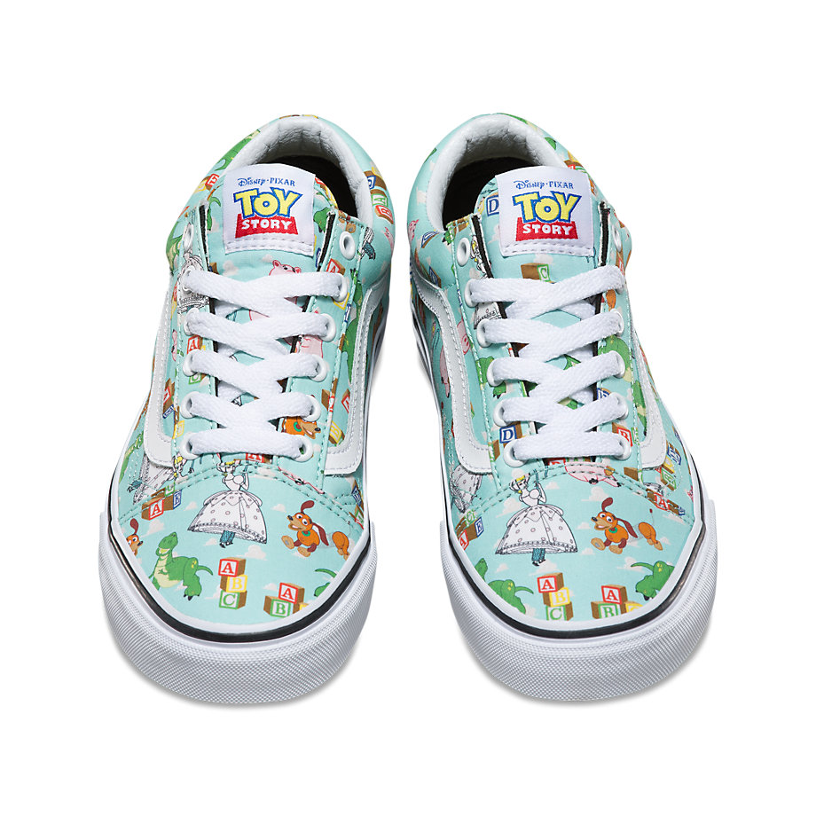 Toy Story x Vans Old Skool Andys Toys