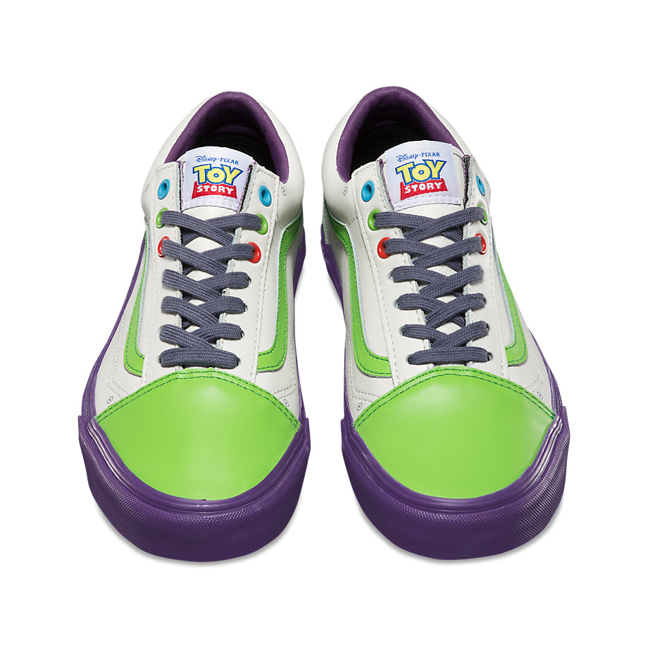 Toy Story x Vans Old Skool Buzz Lightyear