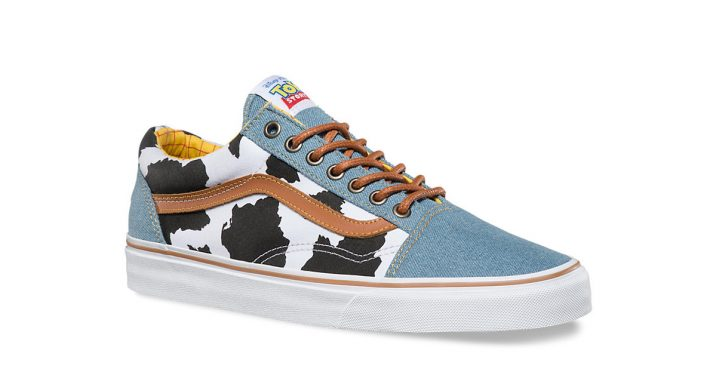 Toy Story x Vans Old Skool Woody
