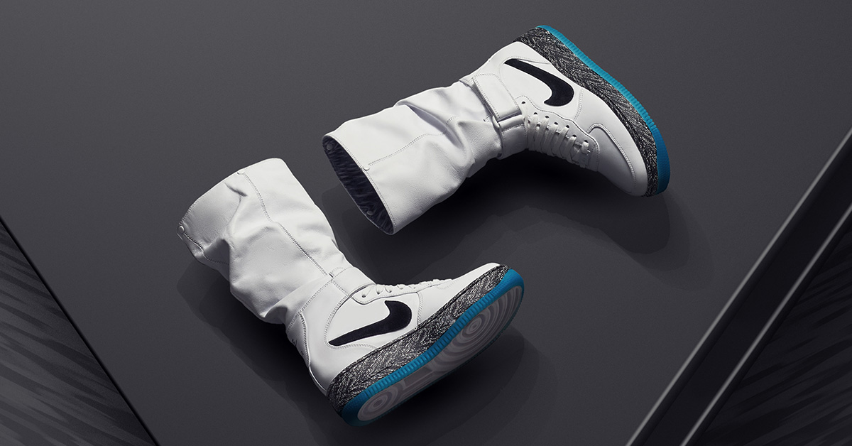 san francisco e3287 69f81 Womens Nike Air Force 1 Upstep Warrior N7 - Next Level Kickz