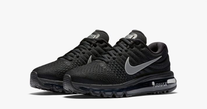 Womens Nike Air Max 2017 Black