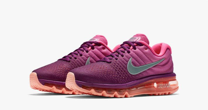Womens Nike Air Max 2017 Bright Grape