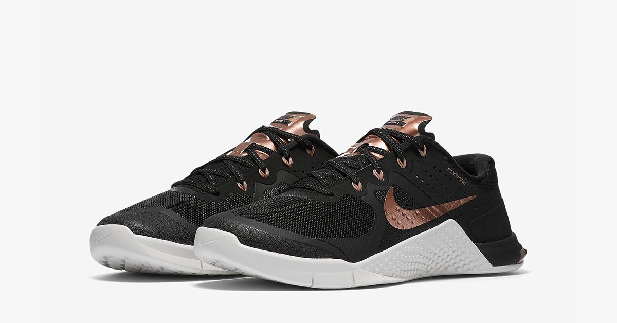 Womens Nike Metcom 2 Metallic Red Bronze