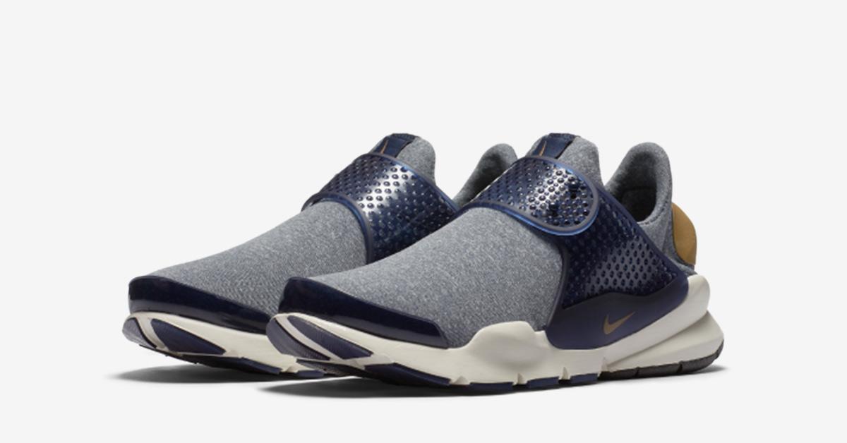 sale retailer f310f 24551 Womens Nike Sock Dart SE Midnight Navy - Next Level Kickz