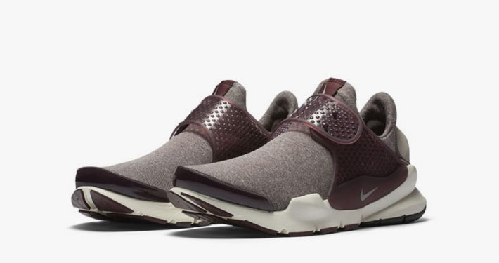 Womens Nike Sock Dart SE Night Maroon