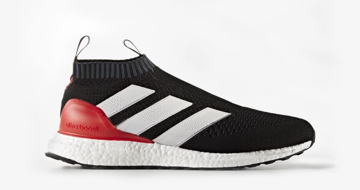 Adidas ACE 17+ Purecontrol Ultra Boost Red Limit