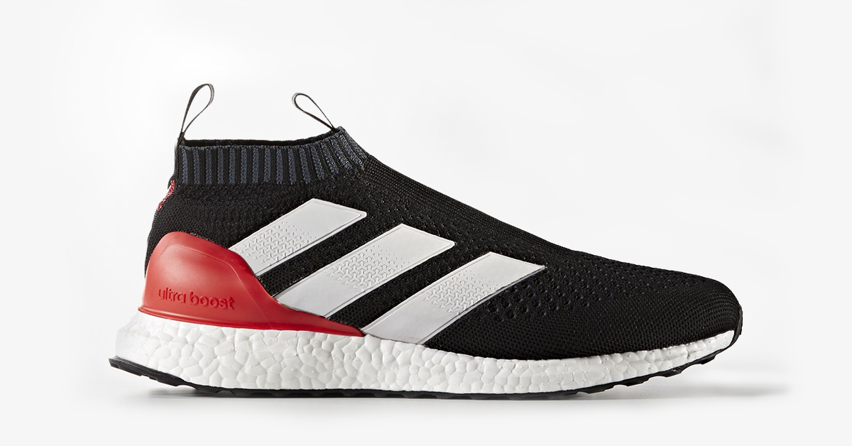 adidas ace 17 purecontrol ultra boost red limit next. Black Bedroom Furniture Sets. Home Design Ideas