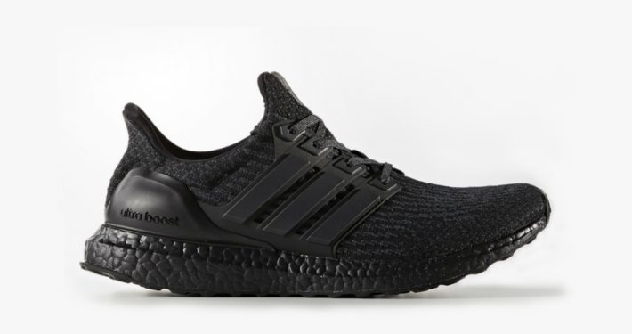Adidas Ultra Boost 3.0 Triple Black