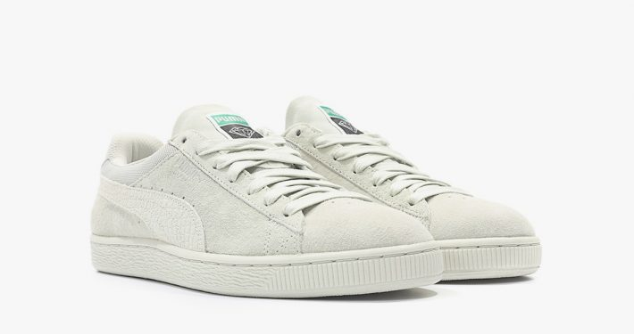 Diamond Supply x Puma Suede Classic Cream