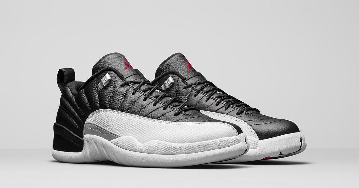 cf0872eacc9 Nike Air Jordan 12 Low Playoff - Next Level Kickz