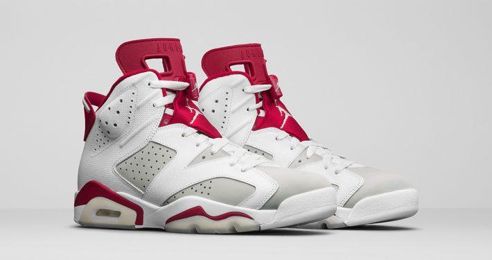 Nike Air Jordan 6 Alternate