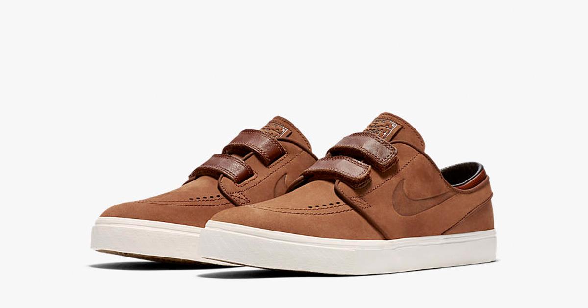 Nike SB Zoom Stefan Janoski Baroque Brown