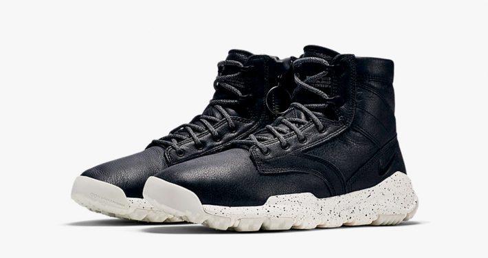 """Nike SFB 6"""" Bomber Black"""