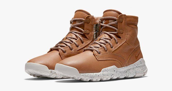 """Nike SFB 6"""" Bomber Cognac"""