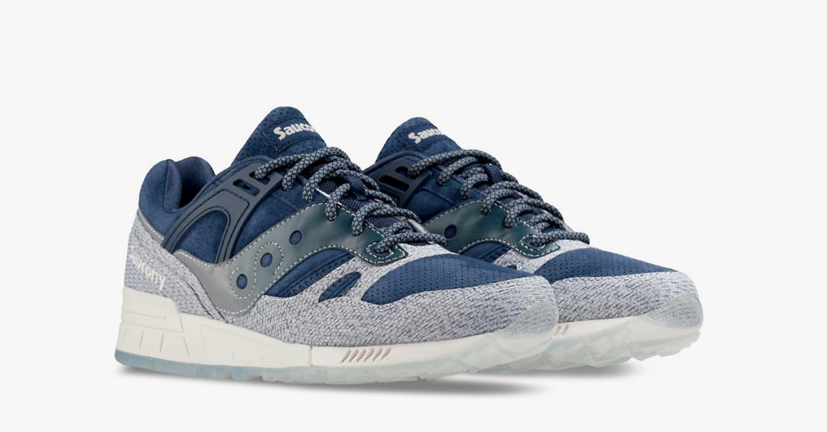 Saucony Grid SD Dirty Snow II