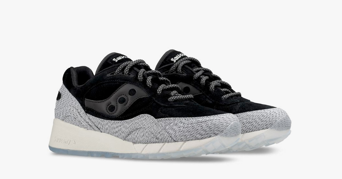 Saucony Shadow 6000 Dirty Snow II Pack